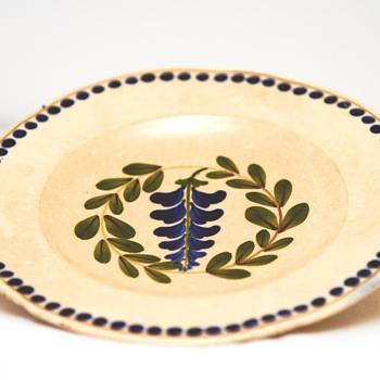 Aluminia Plate by Christian Joachim (Denmark), ca. 1907 - Pottery
