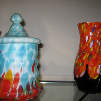 Czechoslovakia art glass early 1900's - late 1930's - Art Glass