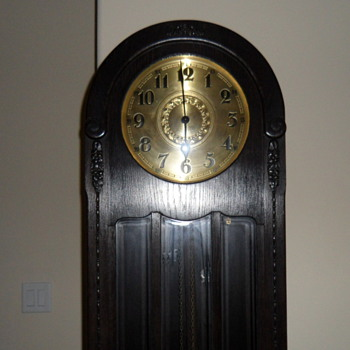 Grandfather Clock (Black Forrest?)