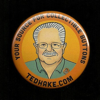 Mr. Ted Hake  - Medals Pins and Badges