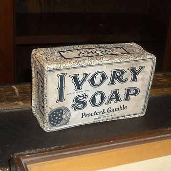 Vintage Bar of Ivory Soap 1935-1939