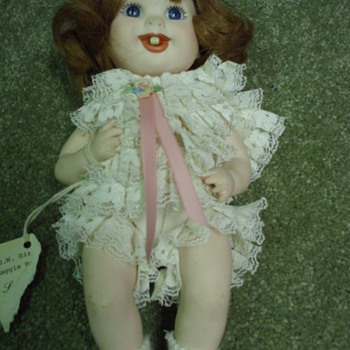 1966 Maggie Head Doll Named Sadri - Dolls