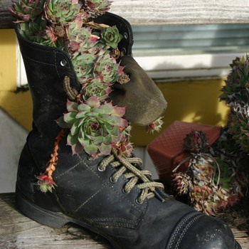 How I retired my jump boots. - Military and Wartime