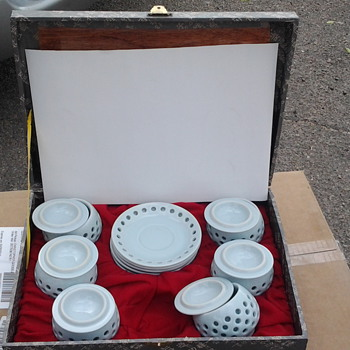 Incomplete Tea Set?