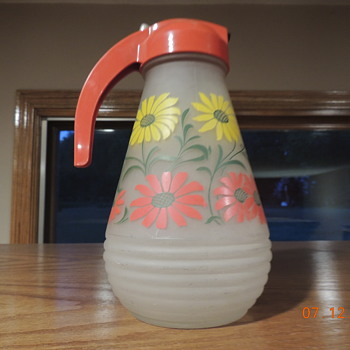 My mom's pitcher-can anyone tell me about it?