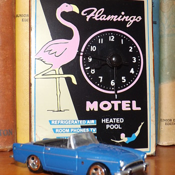 Flamingo Motel Advertising Piece