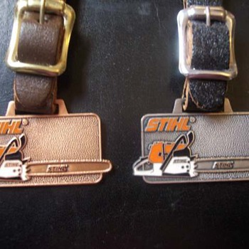 Watch Fobs Stihl - Pocket Watches