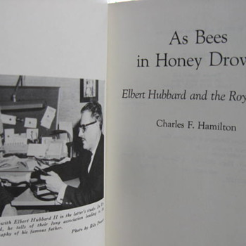 As Bees In Honey Drown...