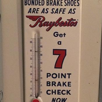Raybestos Brakes  - Advertising