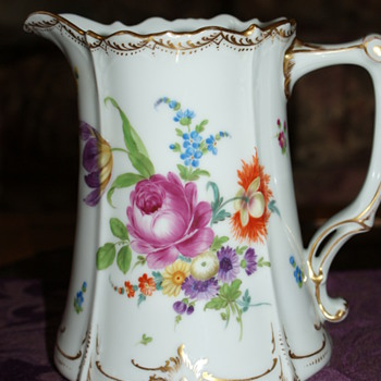 My favorite pitcher - China and Dinnerware