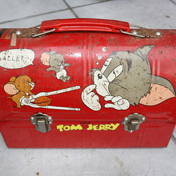 Vintage Tom &amp; Jerry lunchbox - Kitchen