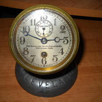 Antique Brass Speedometer?