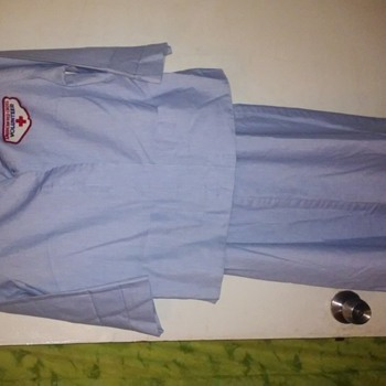 American Red Cross uniforms?