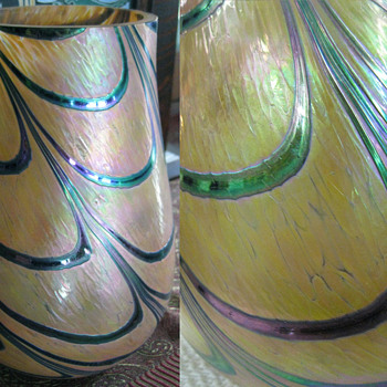 Loetz Art Nouveau Vase? - Art Glass