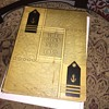 1939 The Lucky Bag Naval Academy yearbook
