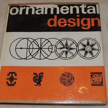 Ornamental Design - Claude Humbert - Books