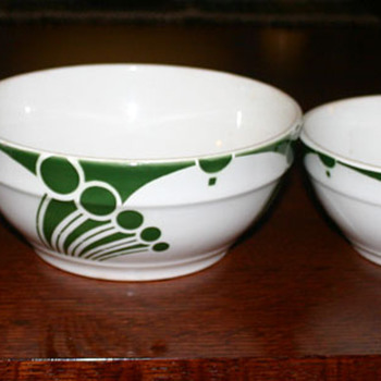Dutch Bowls - set of 4