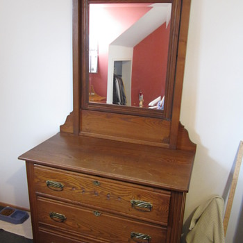 Tell me about my dresser