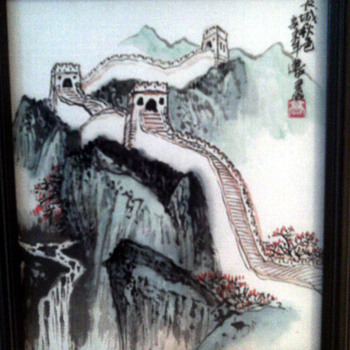 Chinese  Landscape Paintings - Asian