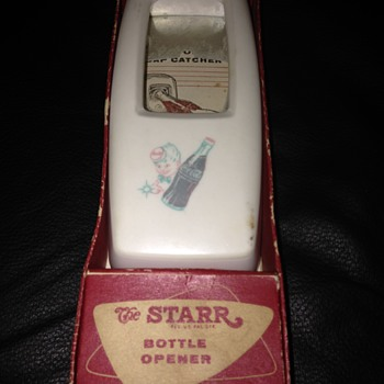 The STARR Bottle Opener / Cap Catcher (Sprite Boy)