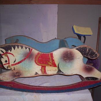 Rocking Horse - Toys