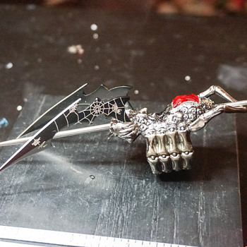 Spider Ring Knife