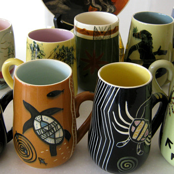 MARTIN BOYD MUGS 