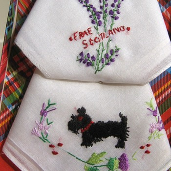 Wee Bonnie Hankies from Scotland - Animals