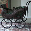 Interesting doll carriage
