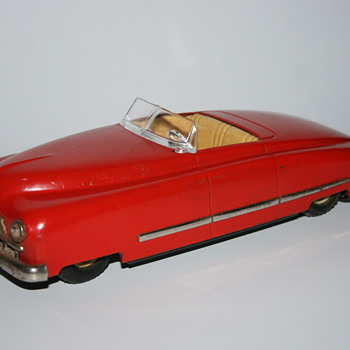 JNF favorit wind up car - Model Cars