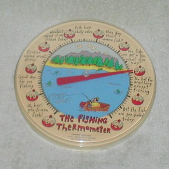 Fishermans Thermometer - Tools and Hardware