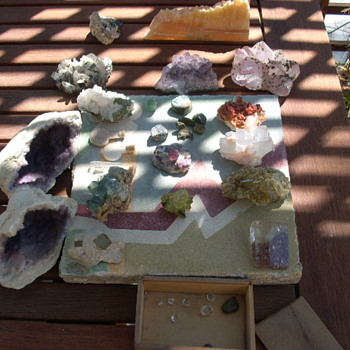 Minerals - Fine Jewelry