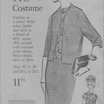 1963 - Lytton's Advertisement