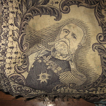 KING OSCAR II RUG?