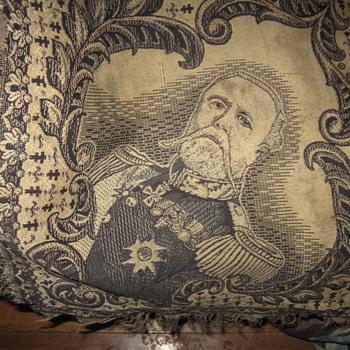 KING OSCAR II RUG?