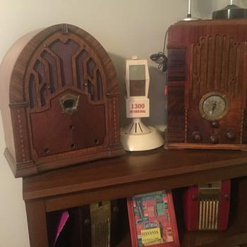 More radios  - Radios