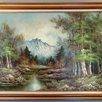 Paintings  - Visual Art