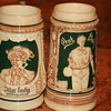 ANTIQUE BEER STEIN