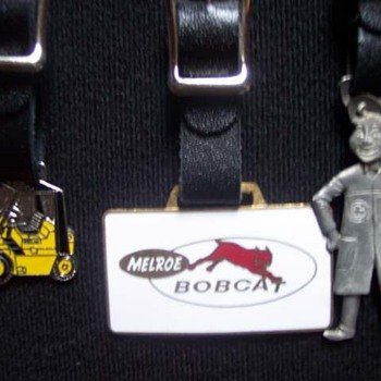 Watch Fobs International Harvester, Bobcat - Pocket Watches