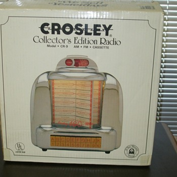 Crosley Collectors Edition Radio - Radios
