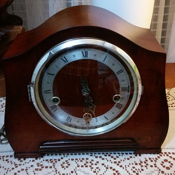 Enfield Mantle Clock - Clocks