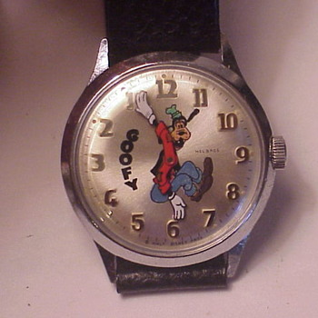 Counter Clockwise Goofy Watch