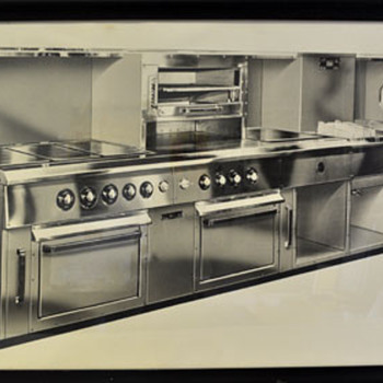 The mother of all stoves - Kitchen