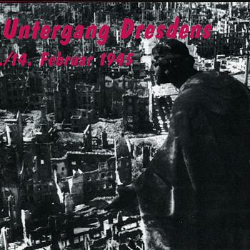 The Bombing of Dresden Postcard Set…..
