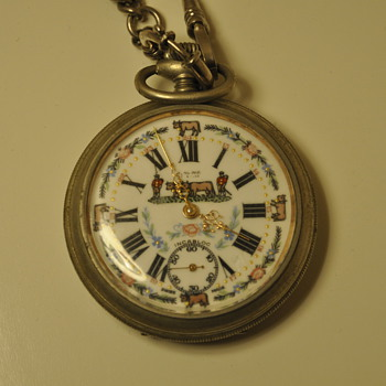 unknown pocket watches