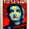 """Original 1959 """"Yu-Li-San"""" Stone Lithograph Poster"""
