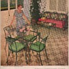 1950 Woodard Furniture Advertisements