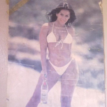 Bikini Poster - Posters and Prints