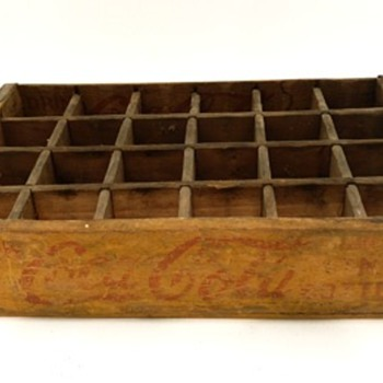 ANTIQUE COCA COLA TRAY - Coca-Cola