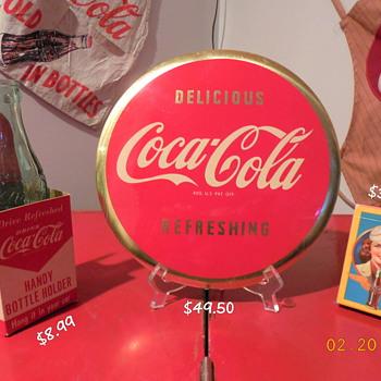 Inaugural CW Coke Challenge Entry